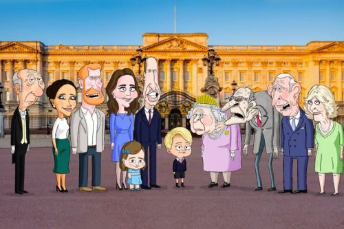 HBO Max Announces Animated British Royal Family Satire 'The Prince'