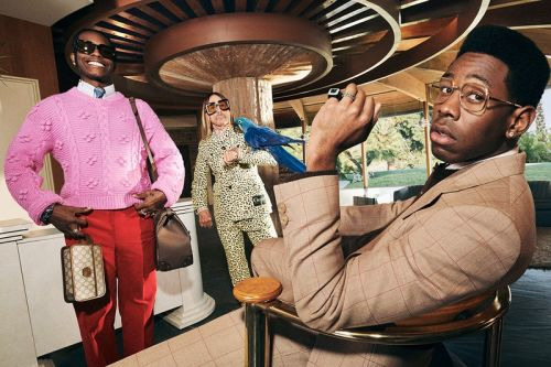 """A$AP Rocky, Tyler, the Creator, and Iggy Pop Wearing Gucci Is the """"Life of a Rock Star"""""""