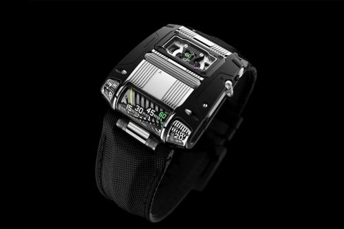 Urwerk Releases Two-Tone Limited Edition UR-111C