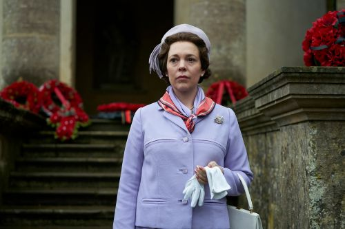 Olivia Colman is an ice queen in season 3 of 'The Crown'