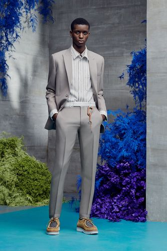 The Dior Resort 2021 Menswear Collection Redefines Luxury Loungewear