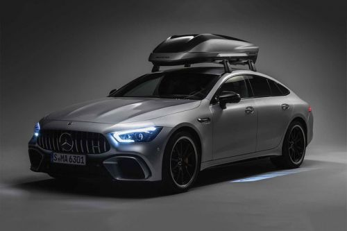 Mercedes-AMG Has Created an Engineered Roof Box for Its Performance Cars