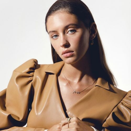 Iris Law on combating cystic acne and her one minute beauty routine