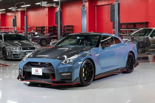 Nissan's New GT-R NISMO Is Even Better Than Before