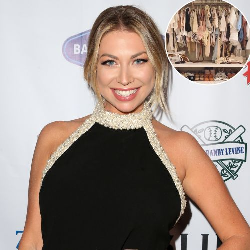 Impressive! Pregnant 'Pump Rules' Alum Stassi Schroeder Shows Off Her *Stacked* Closet for Baby No. 1