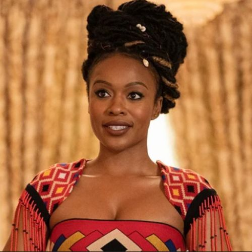 Nomzamo Mbatha Flew From Abu Dhabi To L.A. At A Moment's Notice To Audition For 'Coming 2 America'
