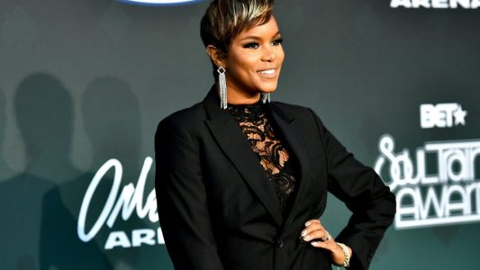 """LeToya Luckett Shows Off 30-Pound Post-Baby Weight Loss: """"Only 20 More Pounds To Go!"""""""