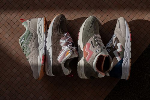 Karhu Prepares Spring-Ready Aria 95 and Fusion 2.0 Colorways
