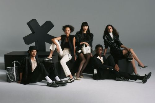 Jimmy Choo Unveils Exclusive Unisex Collection With Poggy and Eric Haze