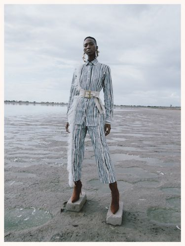 Thebe Magugu: Ready-to-wear AW20