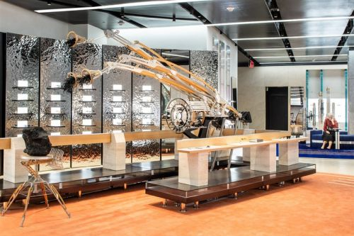 Gentle Monster's New Santa Clara Flagship Store Is a Robot-Filled Dream