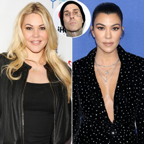 Travis Barker's Ex Shanna Moakler Would Like to Meet Girlfriend Kourtney Kardashian: 'I Have No Problem'