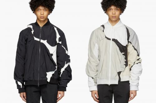 Post Archive Faction Releases Haphazardly-Paneled 3.0 Left Jackets
