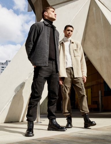 David & Gilbert Go Casual in Pull & Bear Urban Collection