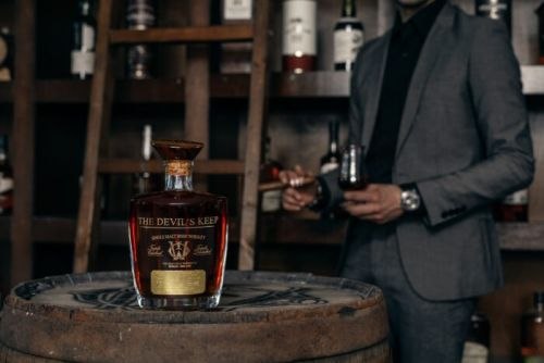 The Devil's Keep Becomes Most Expensive Debut Whiskey Ever