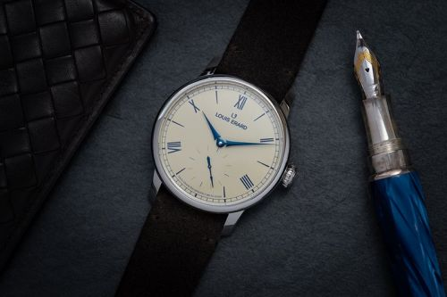 Louis Erard Pushes Value Proposition With Masters of the Enamel Dial