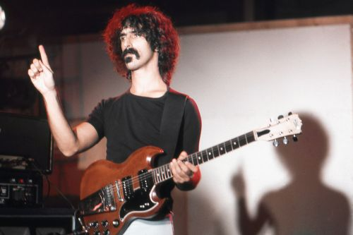 Anti-drug and avant-garde, Frank Zappa was an unlikely rock star