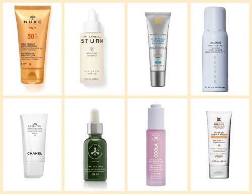 Ten of the Best SPFs for Your Face