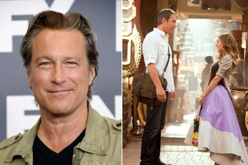 John Corbett reveals he is part of the 'Sex and the City' reboot