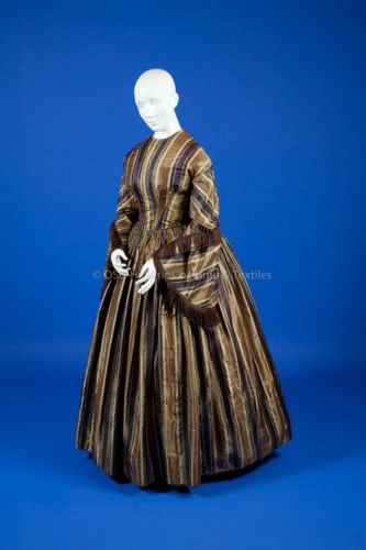 Dress1855-1865The Historic Costume & Textiles Collection at