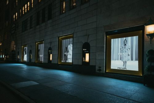 Prada Creates and Displays a Global Dialogue Through New Bergdorf Goodman Windows