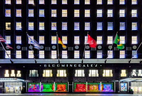 All the Best 2020 Holiday Windows in New York City
