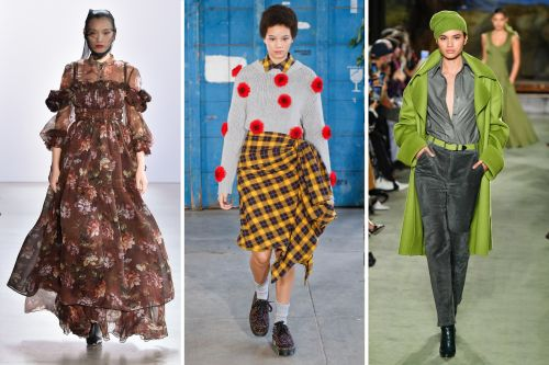 Spotted! Kendall Jenner, Katie Holmes & More Stars Stun At New York Fashion Week 2020
