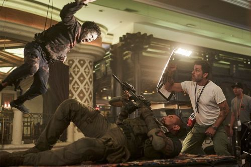 Zack Snyder's 'Army of the Dead' Brings Out a Dave Bautista You've Never Seen Before