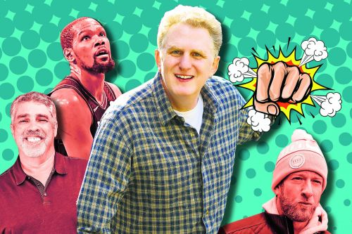 Michael Rapaport on his famous feuds with Kevin Durant, Barstool Sports & more