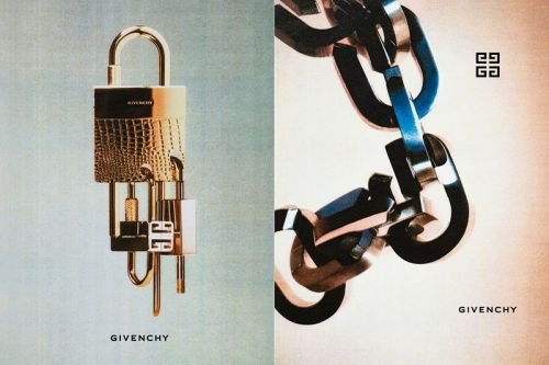 Matthew M. Williams' Debut Givenchy Campaign Celebrates Heavy Metal Jewelry