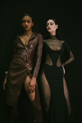 Casey Cadwallader's latest Mugler show was ridiculously sexy