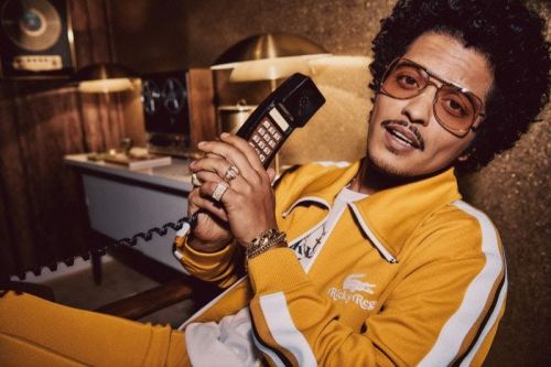 Bruno Mars Brings Retro Charm to Lacoste with Ricky Regal Collection