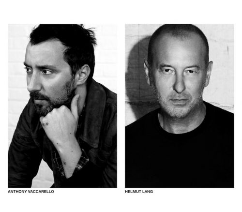 Helmut Lang returns to fashion for a project with YSL