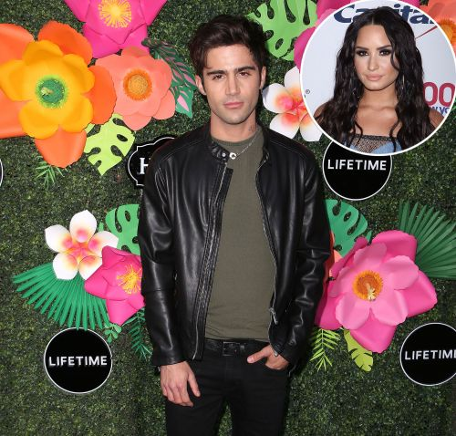 Demi Lovato's Ex-Fiance Max Ehrich 'Devastated' Over Split: 'He Was So In Love'