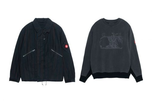 Cav Empt Unveils Light Warm-Weather Layers in Sixth SS20 Drop