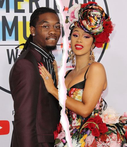 Cardi B Files for Divorce From Husband Offset 3 Years After Secret Wedding