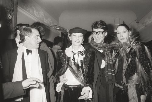 10 Things We Learnt About Yves Saint Laurent From The Newest Fashion Tome By Assouline