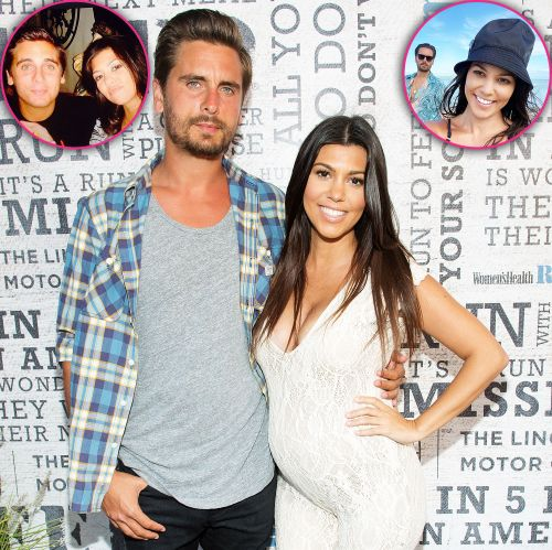 Skourtney Forever! Kourtney Kardashian and Scott Disick's Sweetest Photos Over the Years