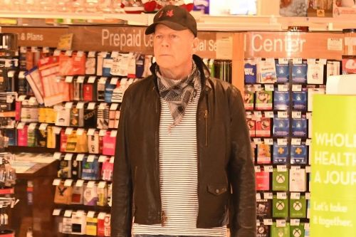 Bruce Willis Was Reportedly Asked to Leave a Store for Not Wearing a Face Mask