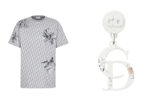 Dior's Collaborative Collection With Daniel Arsham Officially Released