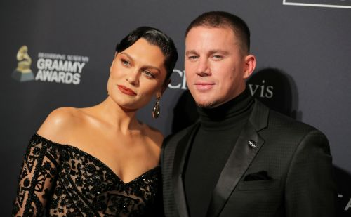 Channing Tatum Designs Sentimental 'Lasty' Necklace for Girlfriend Jessie J in Honor of Late Bodyguard