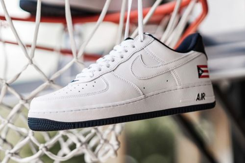 "Nike Is Bringing Back a Reworked Air Force 1 ""Puerto Rico"""