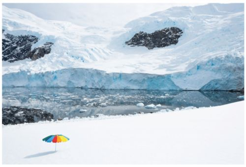 Gray Malin Captures Antarctica's Changing Landscape