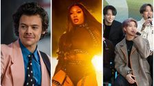 Harry Styles, Megan Thee Stallion, BTS: These Are The 2021 Grammy Nominations