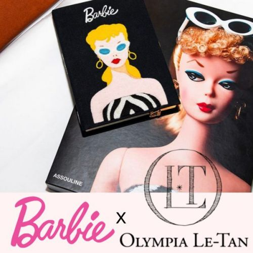 Barbie™ x Olympia Le-Tan