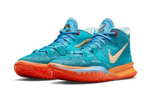 Concepts and Kyrie Irving Continue Long-Standing Collaborative Efforts with New Nike Kyrie 7
