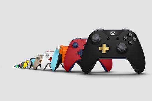 XBox Design Lab is Back With Official Custom Controllers