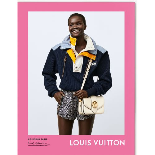 Nicolas Ghesquière Steps Behind the Lens for Louis Vuitton's AW20 Campaign