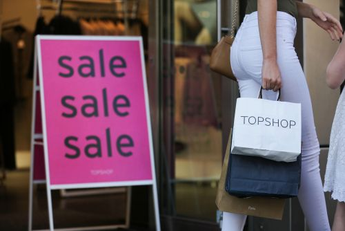 What to buy at Topshop's sale before its US stores close