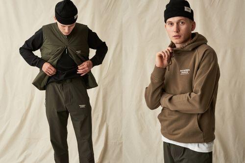 """Pas Normal Studios Offers Rest Day Comfort With Its """"Off-Race"""" Collection"""